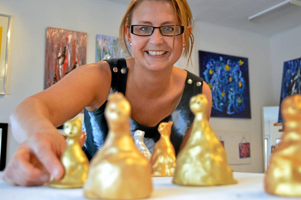 Intervju med konstnären Caroline Örnstedt