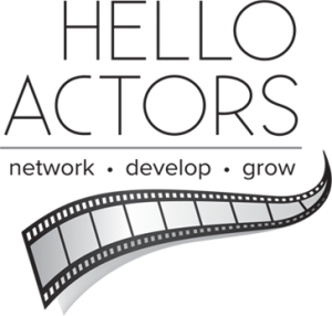 logo för Hello actors