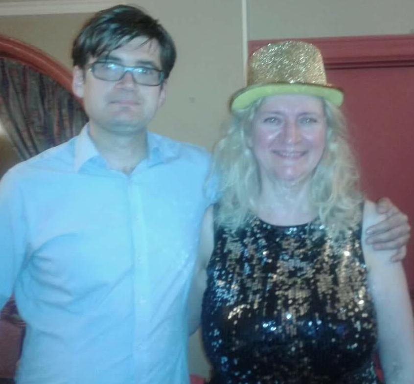 Margareta vann Artisternas Hatt 2013… nu i Hollywood!